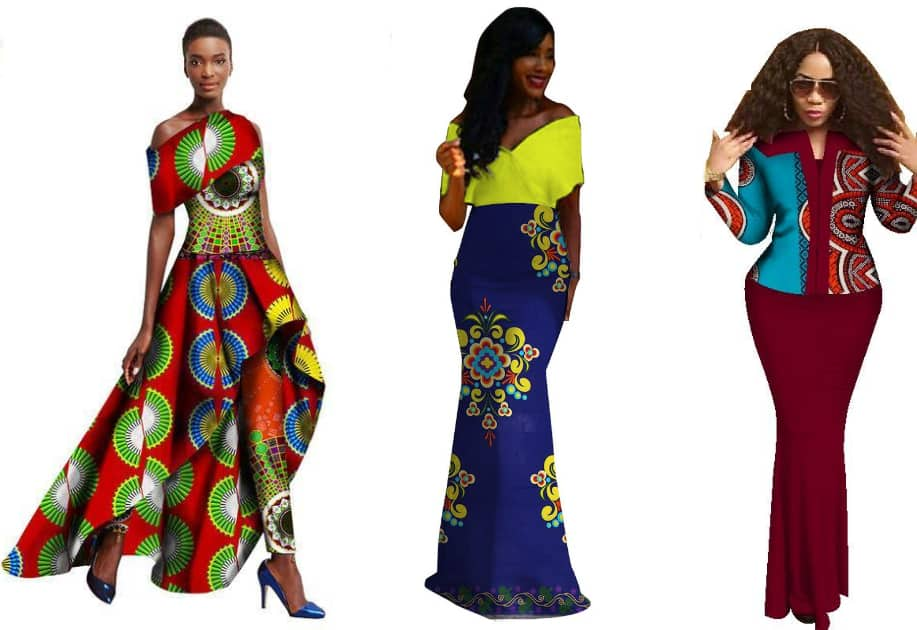 4ffcdd0777af Latest African fashion dresses for ladies in 2019 ▷ Legit.ng