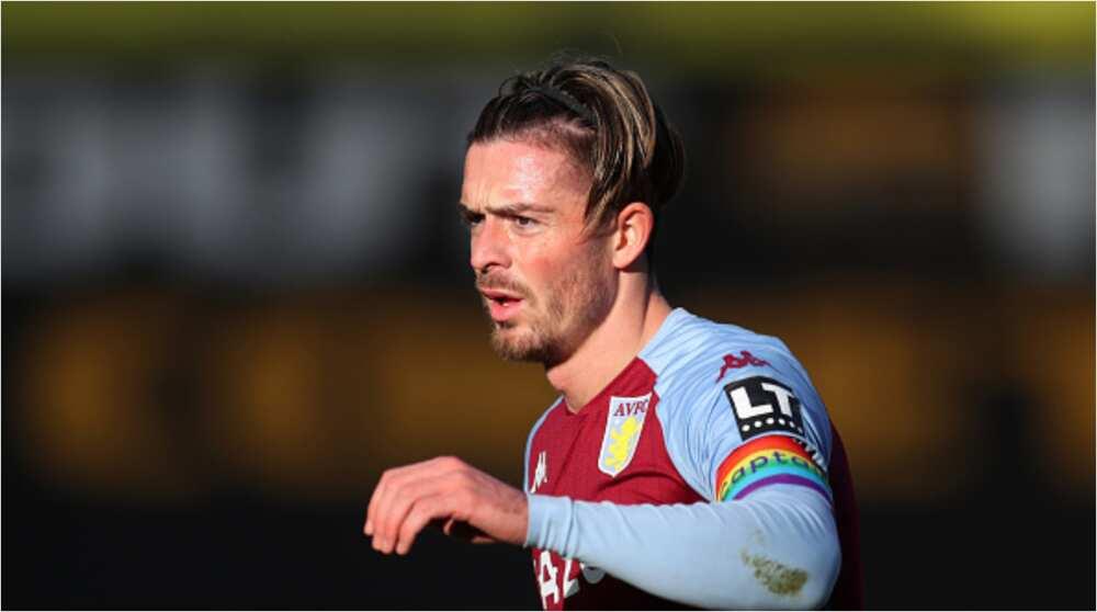 Jack Grealish: Aston Villa captain handed nine month driving ban and £82,000 fine