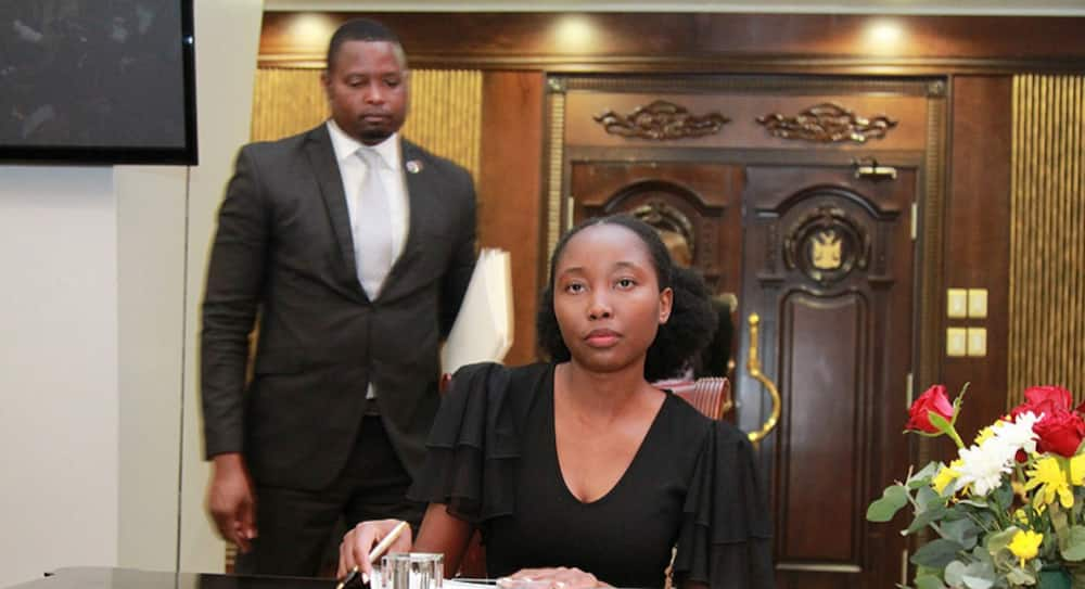 Meet Emma Theofilus, Namibia's youngest minister and MP at 23