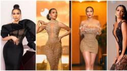 Fashion killers: Maria, Nini are leading the Shine Ya eyes stars, 8 fiery photos of ladies outside the house