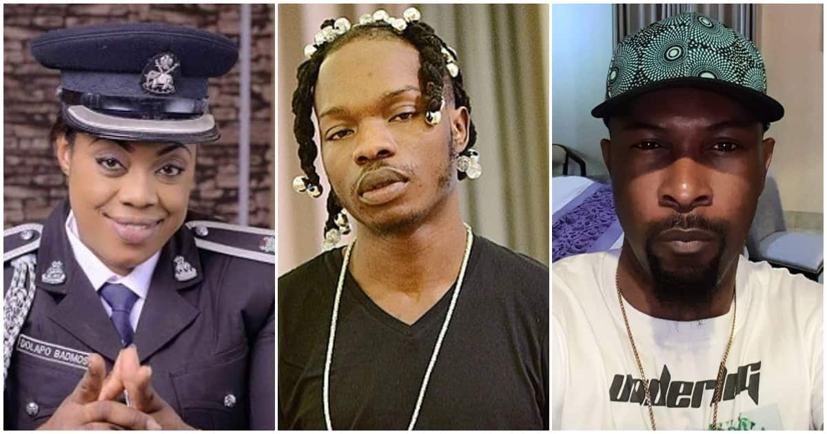 Image result for Man Vows To Kill Police Officer Dolapo Badmus And Ruggedman Over Naira Marley