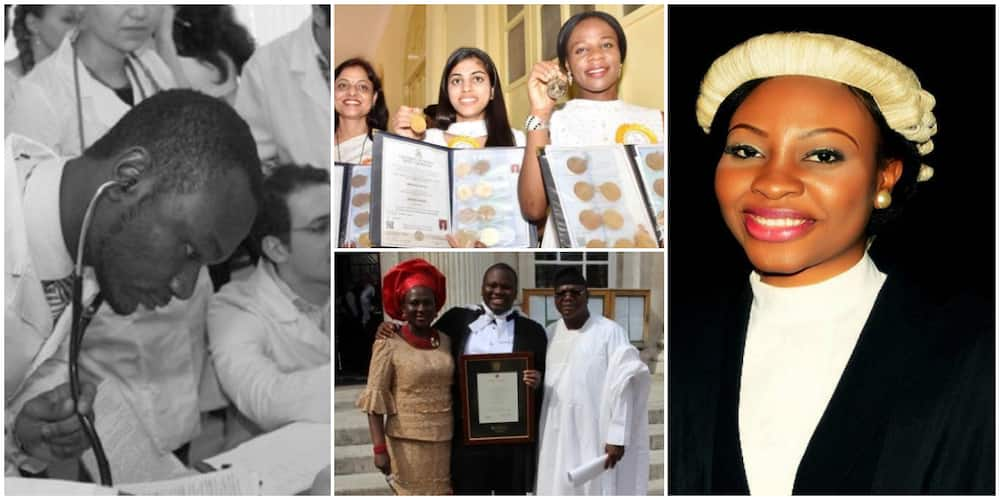 Nigerian Geniuses that Have Shattered Huge Records in Reputable Foreign Universities