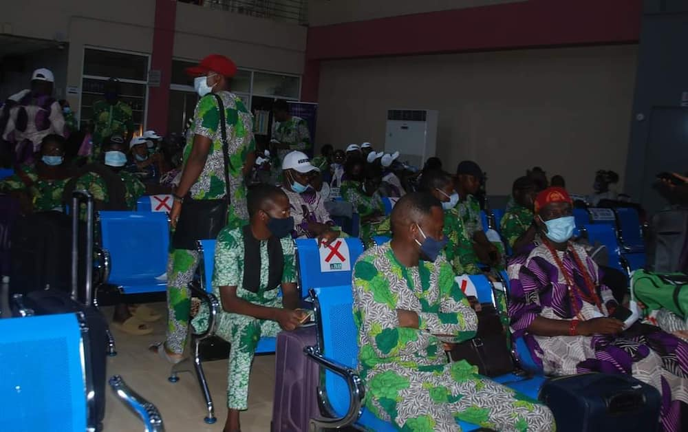 Ugwuanyi Only Gov in South East, South South Who Has Sponsored Pilgrims to Jordan - NCPC Executive Secretary