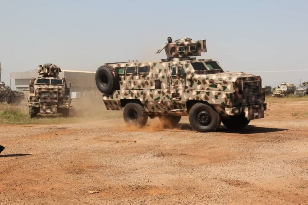 Marte: Group applauds Nigerian army, troops for victory over insurgents