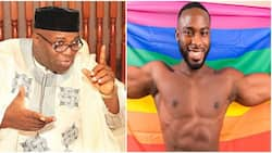 Former presidential spokesman goes spiritual after his son comes out as gay (photo)