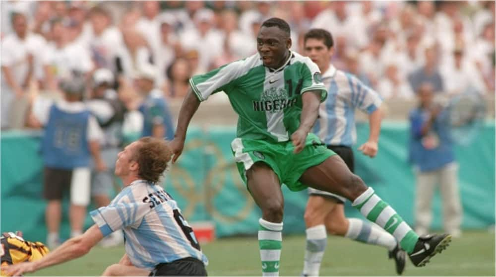 Daniel Amokachi: Former Super Eagles star claims he sold his private jet due to maintenance cost