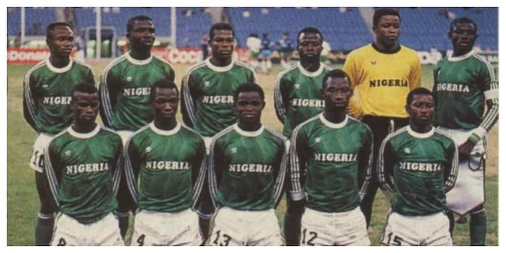 Miracle of Dammam: How Nigeria overturned a 4-goal deficit 32 years ago in one of football's greatest comebacks