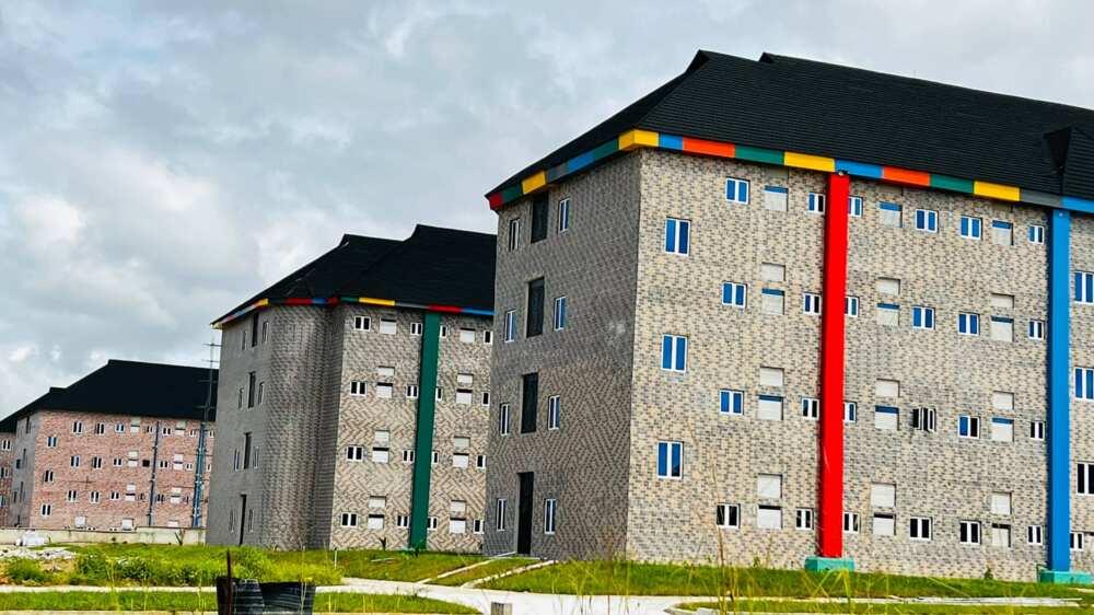 Ebonyi: King David University of Medical Sciences in Photos