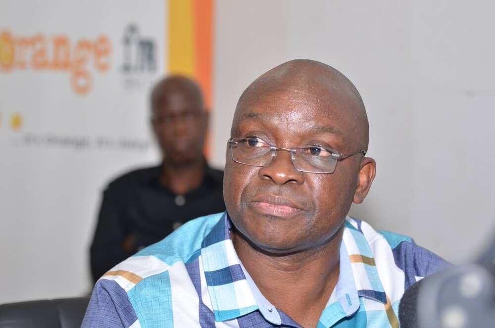 Edo: Idan an ga dama za a iya yin zaben kwarai – Fayose ya taya Obaseki, Wike da PDP murna