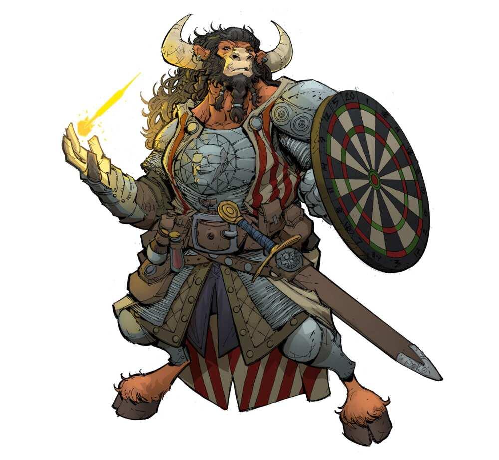 Male barbarian names