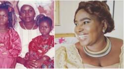 Actress Ruth Kadiri celebrates mum as she clocks a new age, shares throwback photo