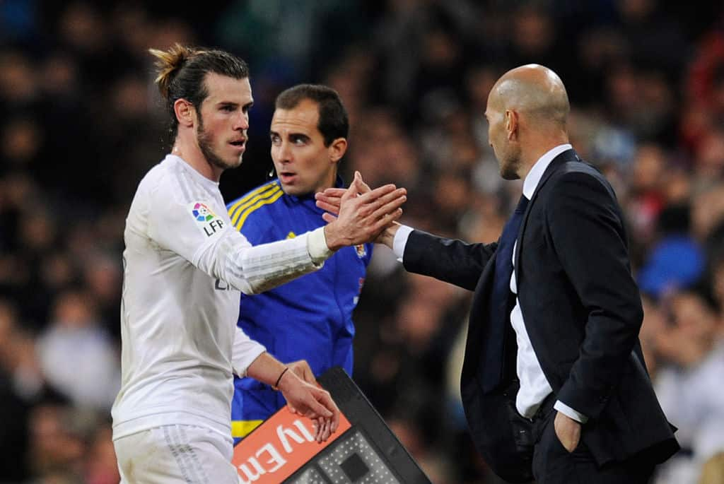 Here's what Real Madrid players said about Gareth Bale after Celta Vigo victory