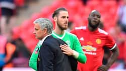 Checkout the joke Mourinho said about De Gea that made him turn against the ex-Man United boss