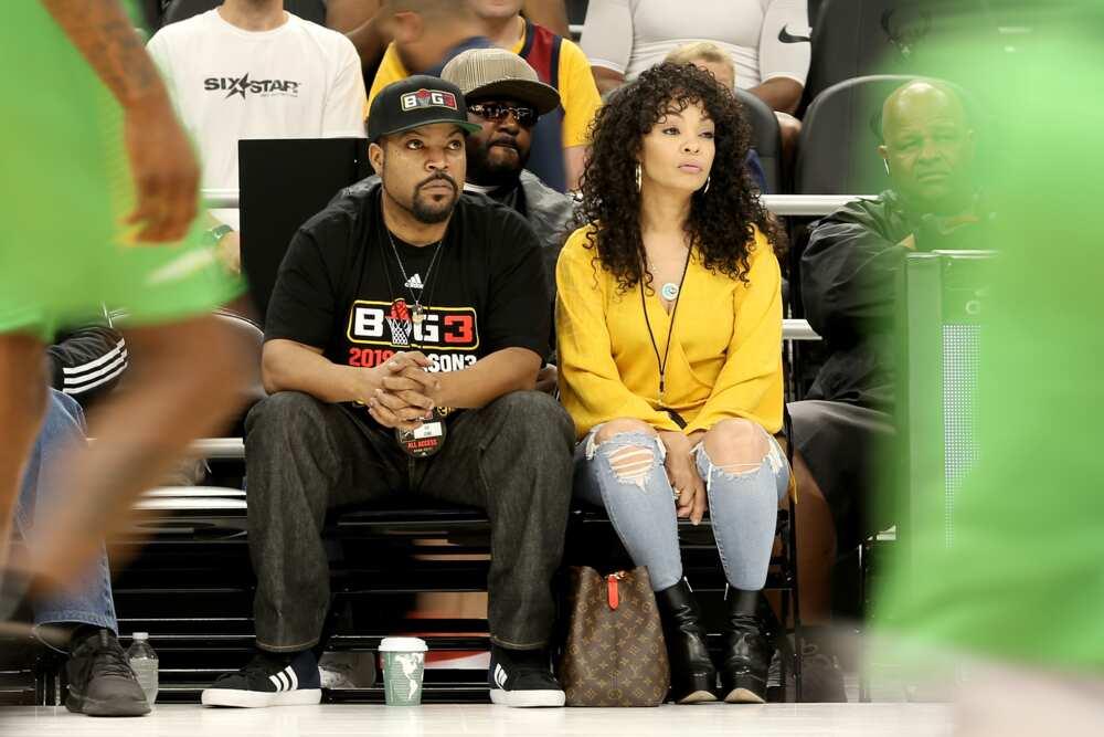 Ice Cube Kimberly Woodruff