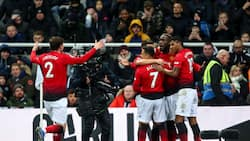 Man United beat Real Madrid and Barcelona to top UEFA football rich list