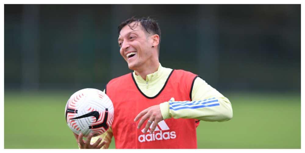 Mesut Ozil: Arsenal stars back midfielder after UEL, EPL snub by Arteta