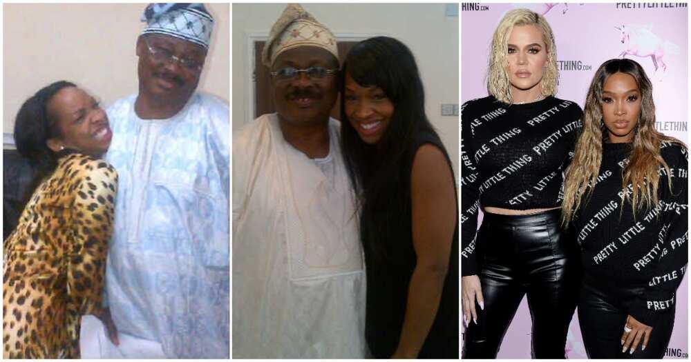 Khloe Kardashian's BFF Malika Haqq mourns godfather Abiola Ajimobi's death