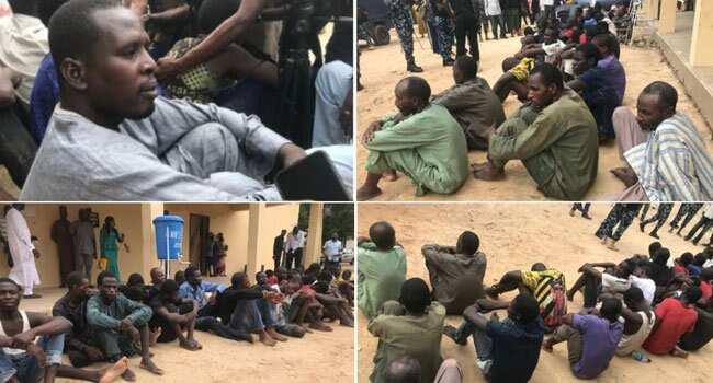Boko Haram: 'Yan sanda sun damke Mallum, mai samarwa 'yan ta'adda kayan bukata
