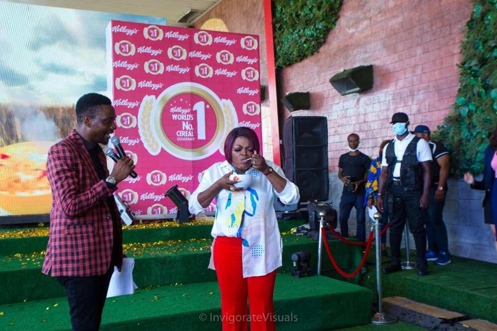 Kellogg's Cornflakes Makes A Grand Come Back Into Nigerian Market