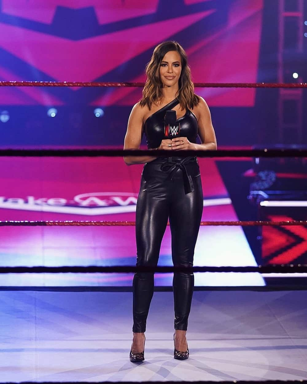 WWE Charly Caruso age