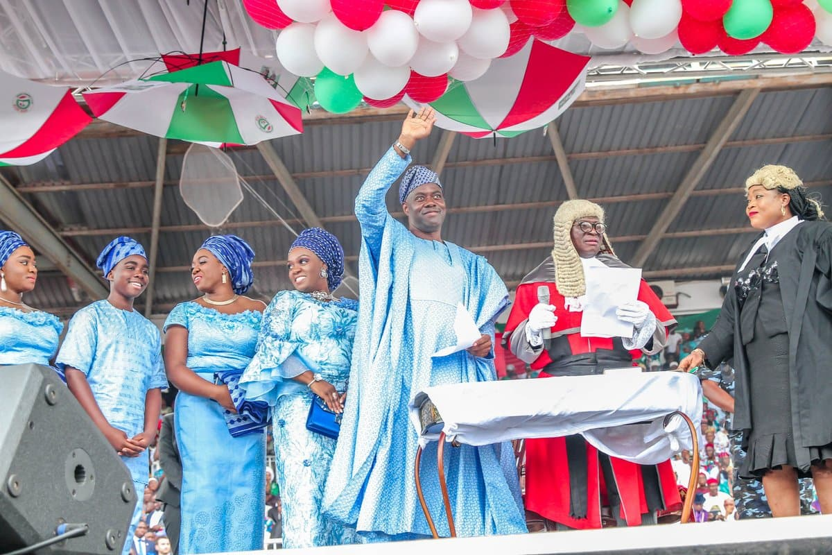 Appeal court judgement: I was not sacked, I remain Oyo governor - Makinde - Latest News in Nigeria & Breaking Naija News 24/7 | LEGIT.NG