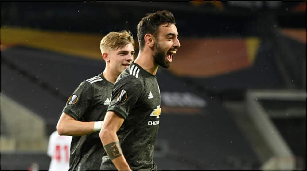 Bruno Fernandes to find out he will captain the Manchester United in UCL against PSG