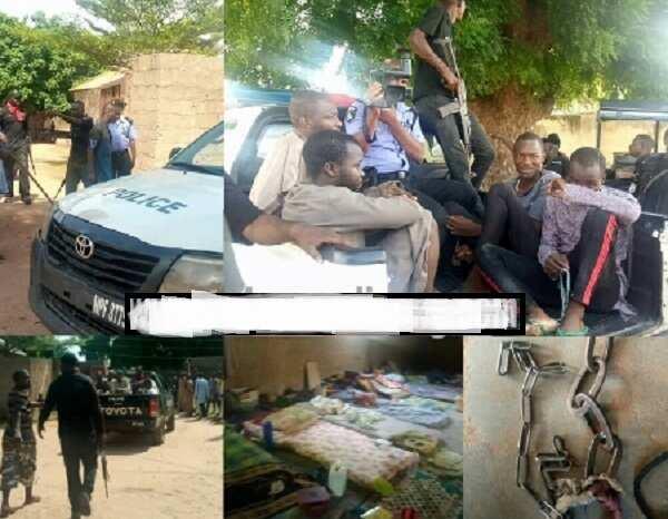 Yanzu-yanzu: An sake bankado gidan gyara kangararru a Adamawa - Latest News in Nigeria & Breaking Naija News 24/7 | LEGIT.NG