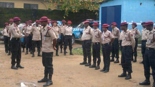 26 FRSC officials arrested for allegedly extorting motorists - ICPC