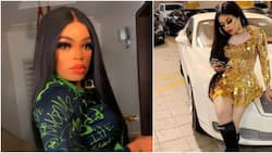 Bobrisky: I am the most talked about in Africa, if e easy, run am too: Crossdresser lists 7 other achievements