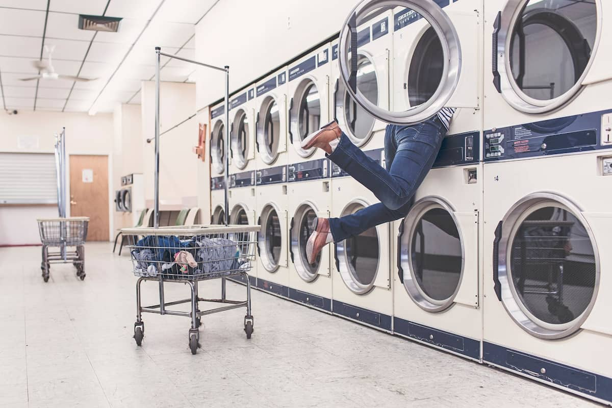 Laundry Services Equipment