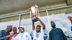Enyimba dethroned as another champions emerge in Nigerian Professional League