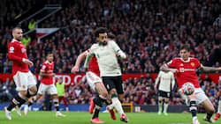 Salah scores hat-trick as Man United suffer serious embarrassing defeat against Liverpool in EPL clash