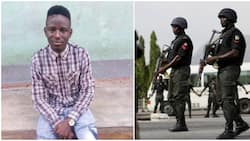 See photos of Abeokuta student who was allegedly shot by a trigger happy police officer