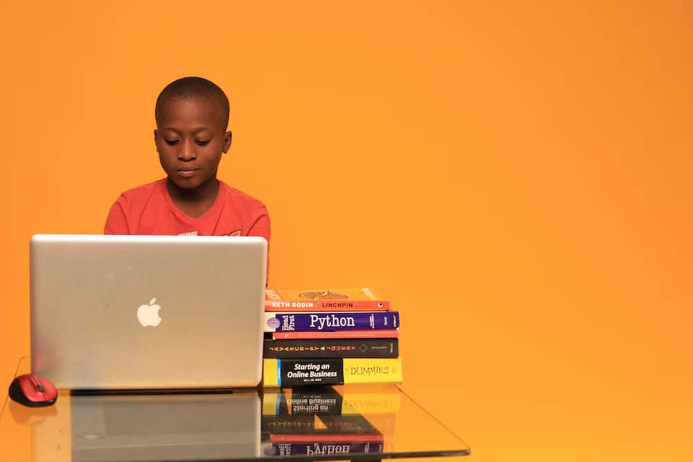 Meet 10-year-old Nigerian programmer who has developed apps and games
