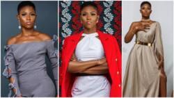 Gospel singer Deborah Rise releases stunning photos as she clocks new age