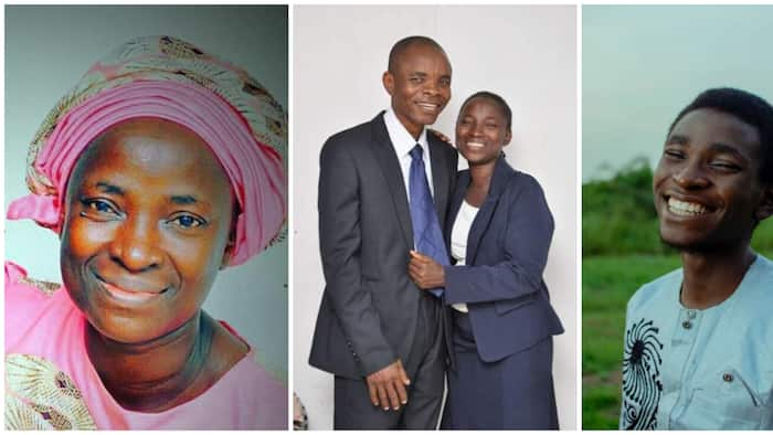 Nigerian man set to graduate from the same university same day with his 51-year-old mum, shares photos