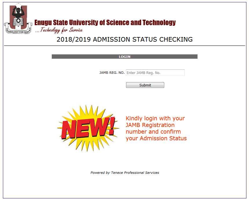 Enugu State University