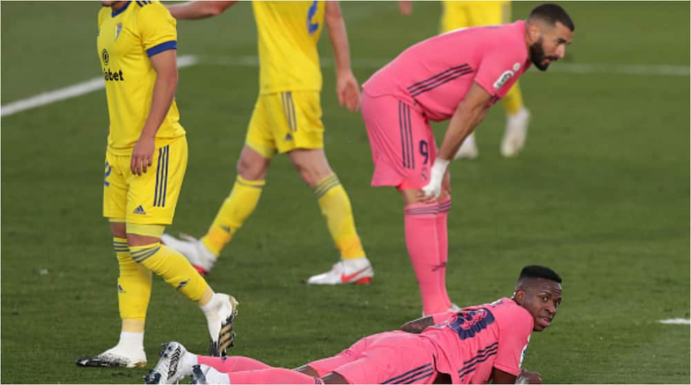Real Madrid vs Cadiz: Reigning La Liga champions stunned 1-0 at Santiago Bernabeu