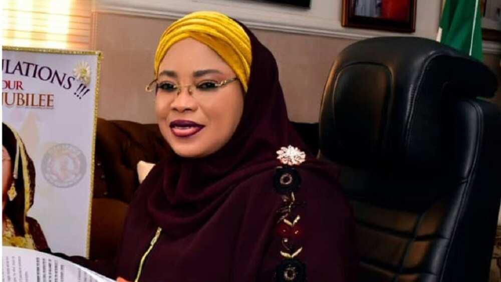 Tafiya da Matasa zai taimaki Najeriya inji Ministar Abuja, Ramatu Aliyu
