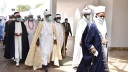 Abin da Buhari ya fadawa Sarakuna a zaman da su ka yi a fadar Aso Villa ya bayyana