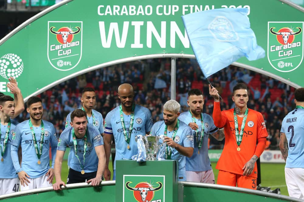 Tension as 4-time Premier League Winner Set to Part Ways With Man City After 10 Years Relationship This Summer