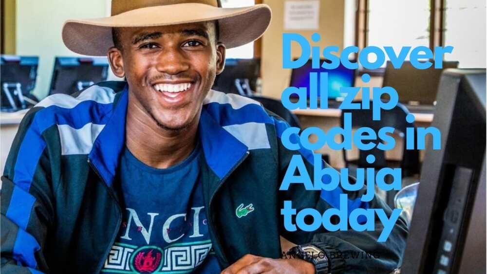 Abuja postal code