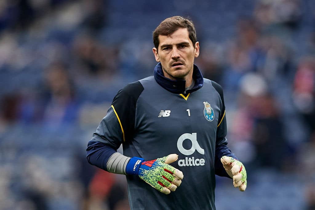 2517a6a1128 Iker Casillas set to quit active football after suffering heart attack ▷  Legit.ng