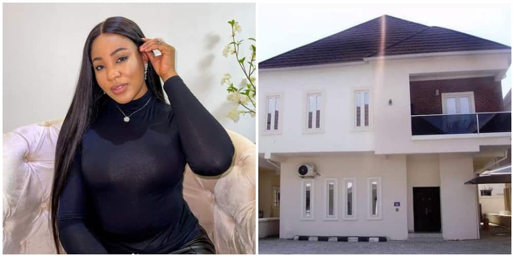 BBNaija star Erica pranks fans as she announces acquisition of her second home