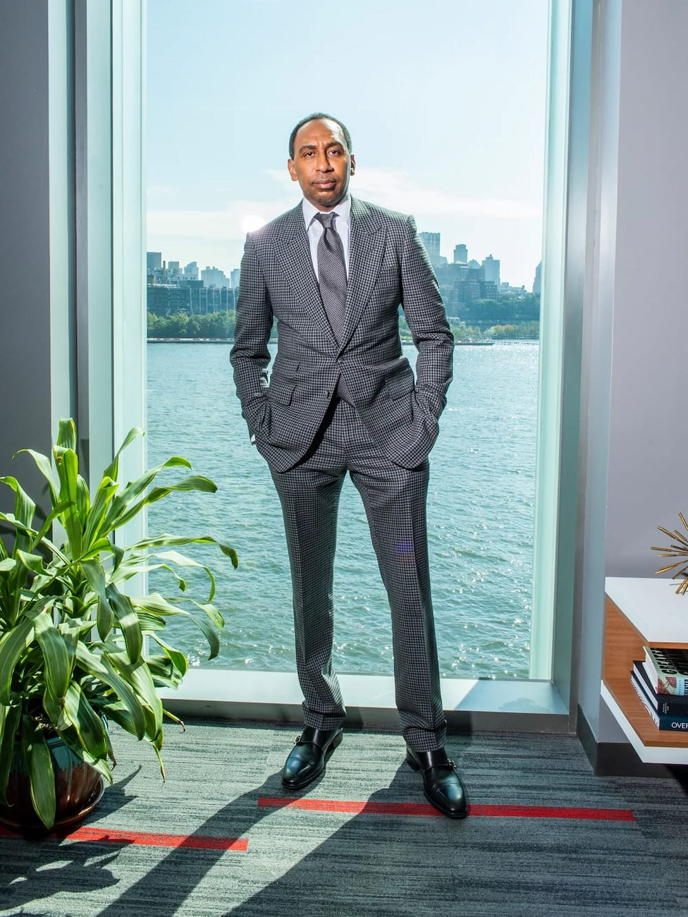 Stephen A Smith height