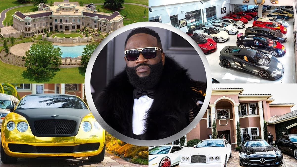 Rick ross net worth houses and luxury cars ▷ legit ng