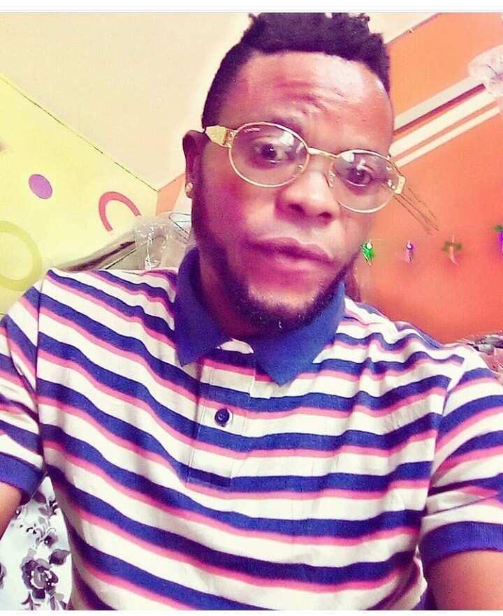 Yoruba actor Ishow Larry