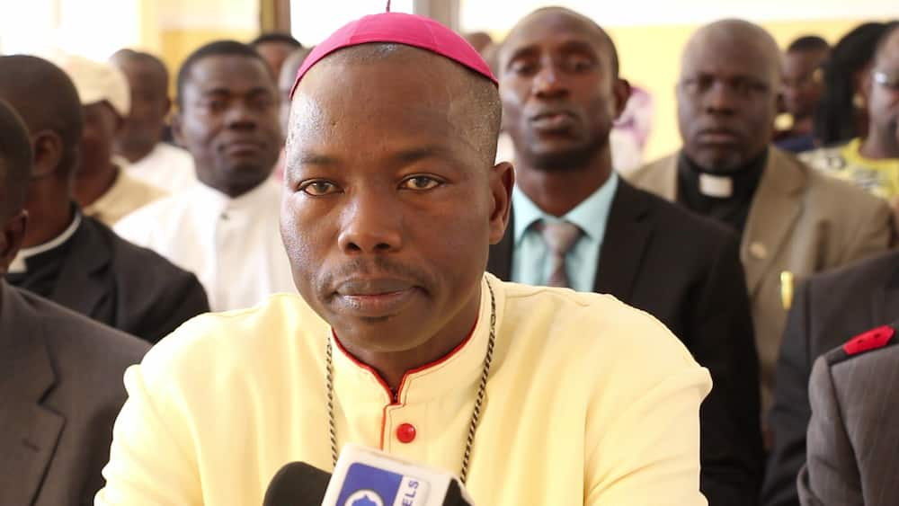 Catholic Bishop of Yola builds estate with 86 houses for IDPs in Adamawa