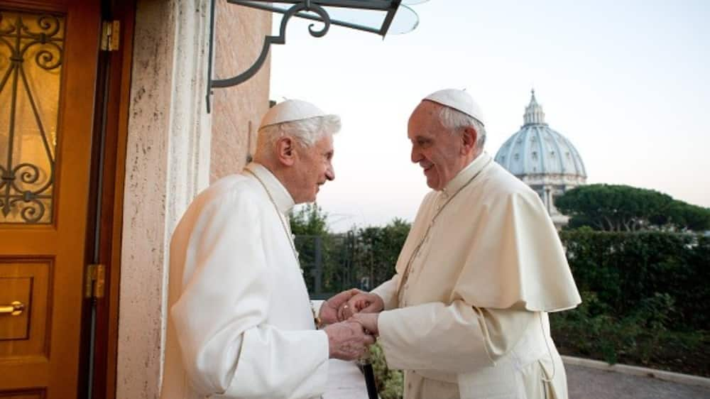 COVID-19: Pope Francis, his predecessor Benedict get vaccine amid rising infections