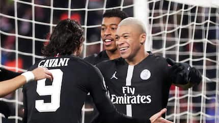 Ruthless PSG demolish Red Star Belgrade to seal Champions League last 16 spot